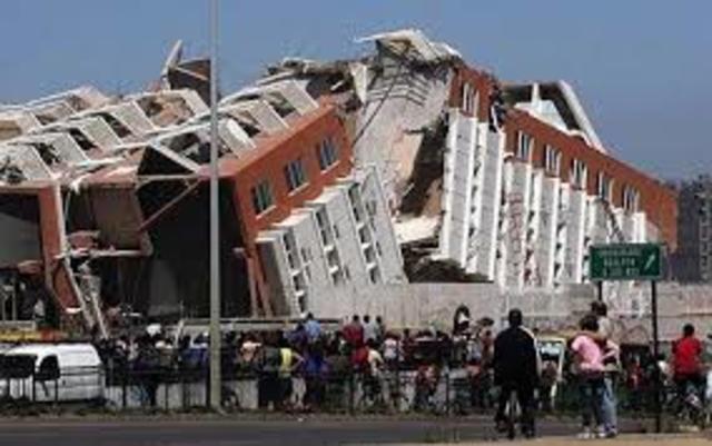 Chile Earthquake (Chile)
