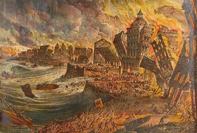 Lisbon earthquake (1755)