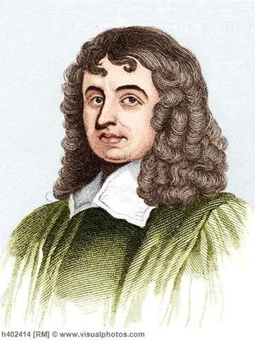 """Isaac Barrow (1630-1677) """"EL triángulo de Barrow"""": tangentes y cuadraturas."""