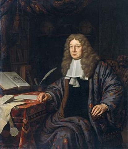 "Johannes Hudde (1628-1704) ""La Regla de Hudde"""