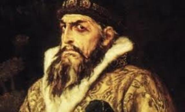 Ивана IV Грозный