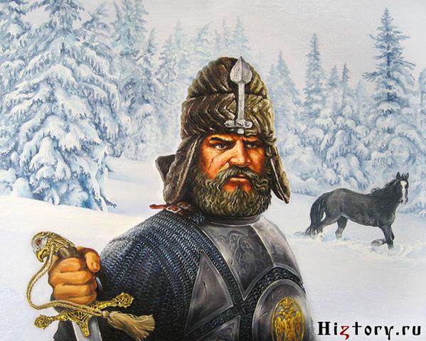 Поход Ермака на Сибирь