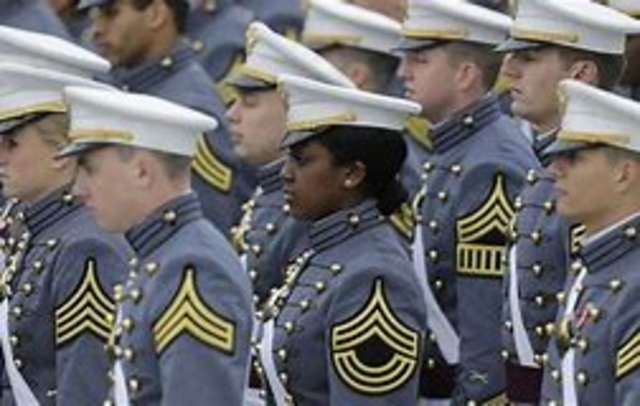Military academies at West Point