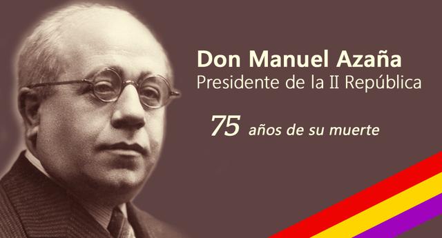 Segunda República : los republicanos ganan las elecciones = Manuel Azana