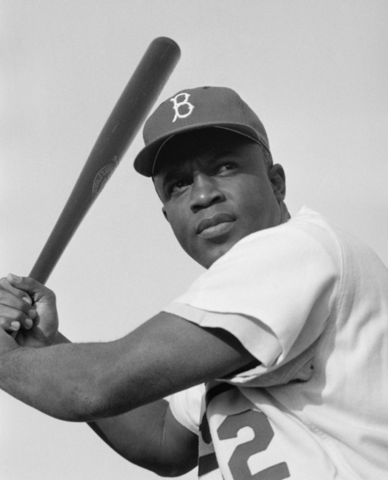 Jackie Robinson Breaking the Color Barrier