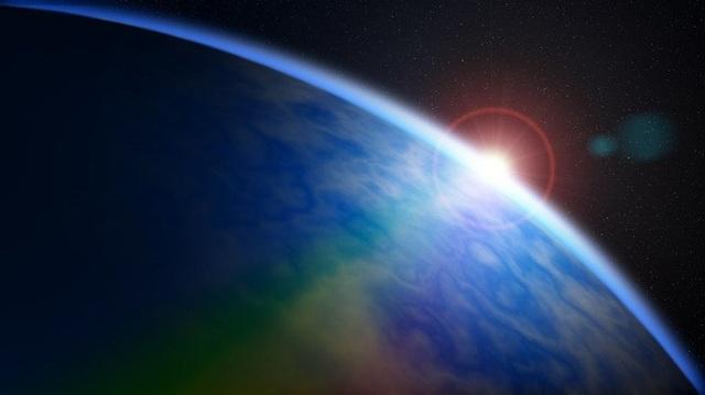 La creación de la atmósfera