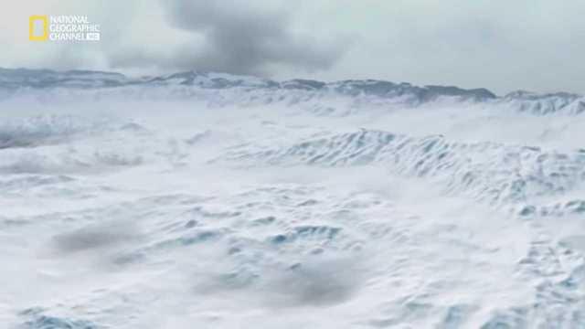 La tierra es una gran bola de nieve
