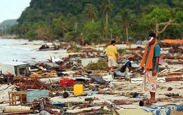 Samoa Earthquake (Samoan Islands)