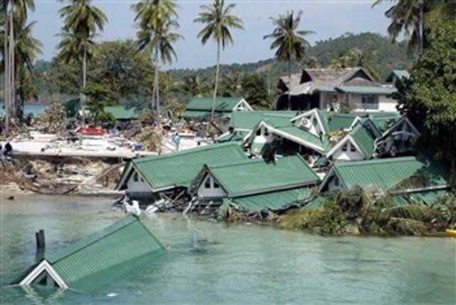 Sumatra Earthquake (Indonesia)