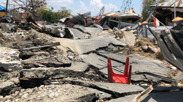 Sulawesi Earthquake (Indonesia)