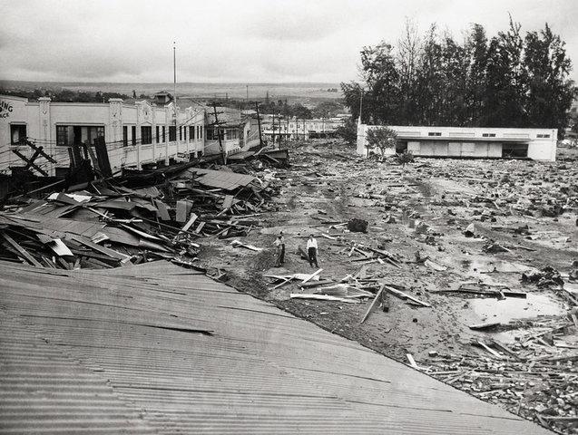 Aleutian Earthquake, Alaska