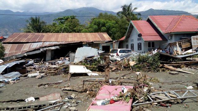 Sulawesi Earthquake, Indonesia