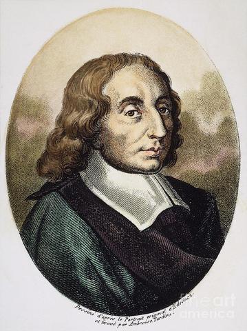 Blaise Pascal (1623 - 1662) Tratado de los senos de cuadrantes circulares