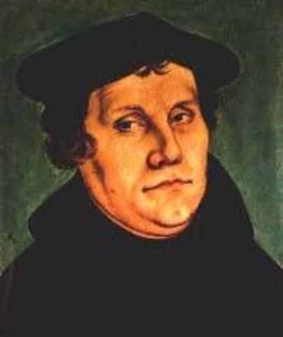 Excomunhão de Martinho Lutero