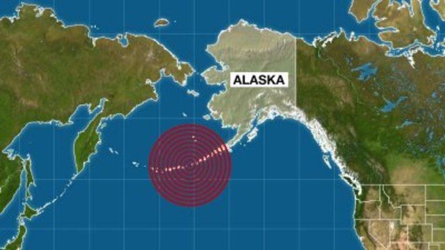 Aleutian Earthquake