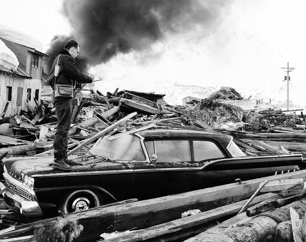 Good Friday Earthquake- Alaska