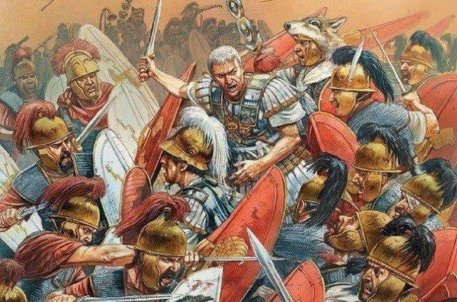 Cesare sconfigge gli ultimi pompeiani