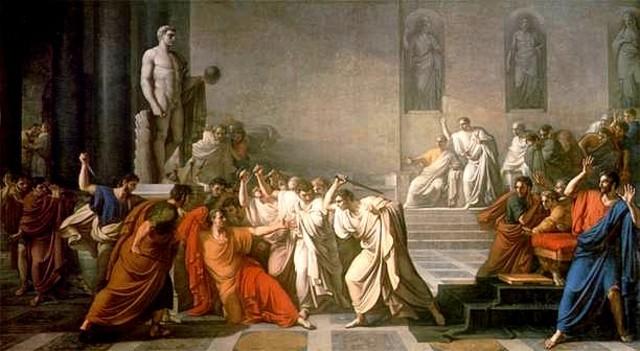 Cesare ucciso
