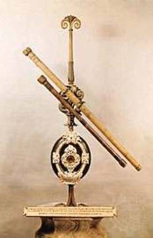 Galileu inventa o telescópio