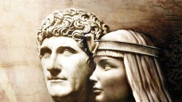 Guerra contro Cleopatra