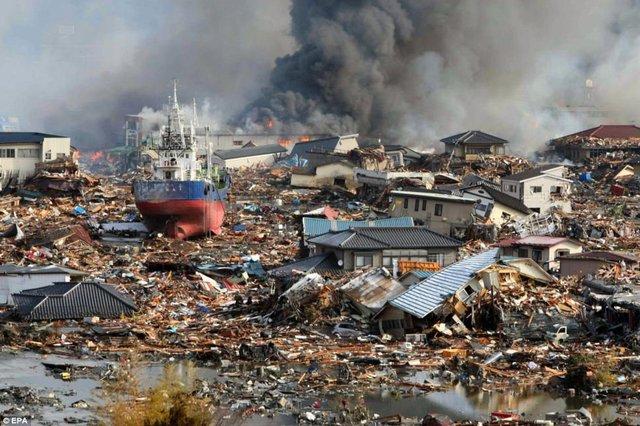 Tohoku Earthquake- Japan
