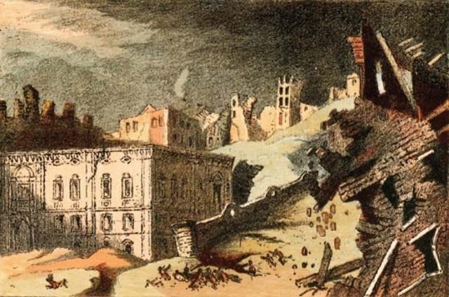 Lisbon Earthquake (Portugal)
