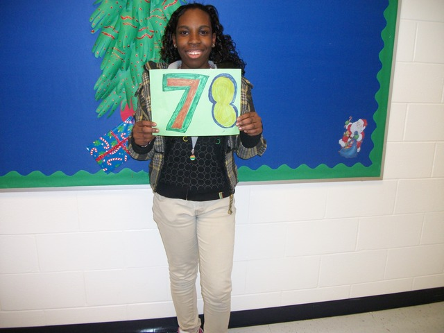 The Seventy Eighth Day of School
