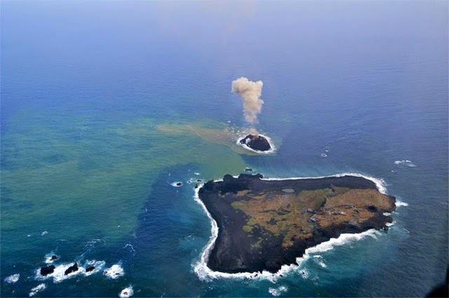 Las Primeras Islas Volcánicas