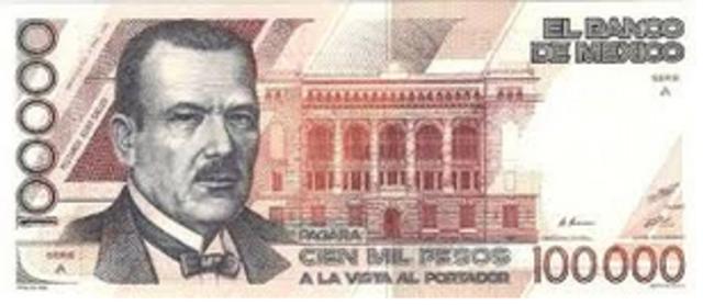 Devaluación de 4.85 a 6.88 pesos por dólar