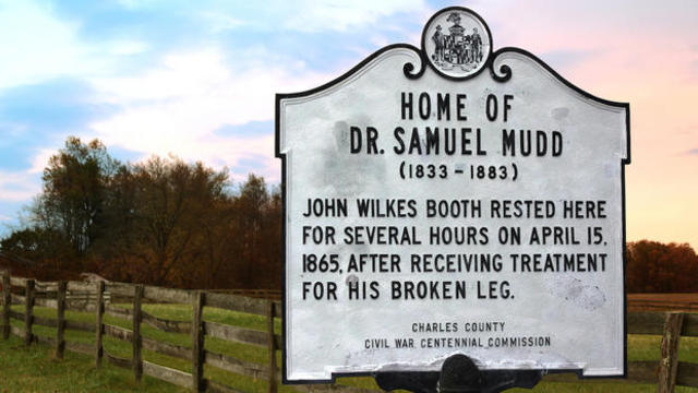 9. Dr. Mudd Learns of Lincoln's Death