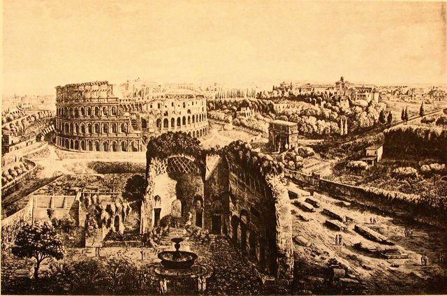 LA RIPRESA DI ROMA