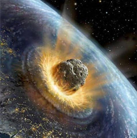 El Asteroide Asesino