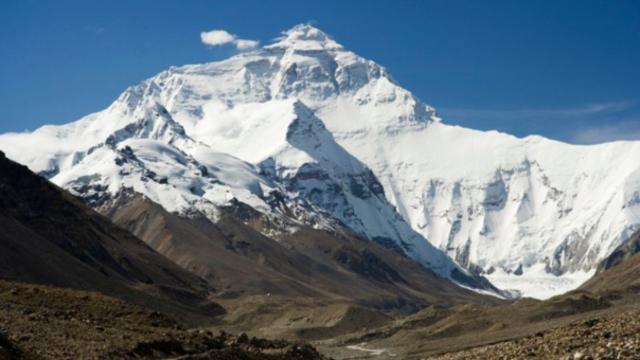 El Monte Everest y El Himalaya