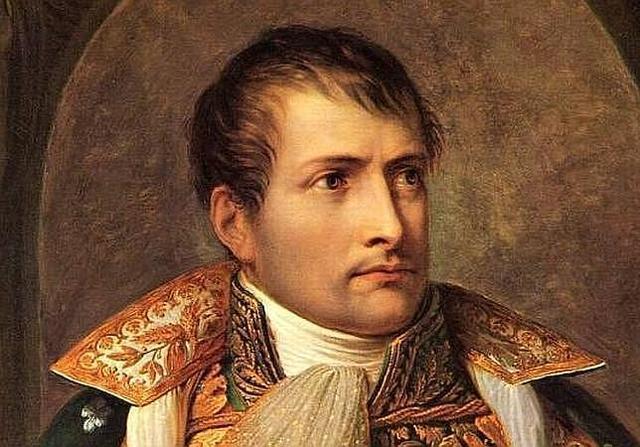 Napoleón  y José Bonaparte