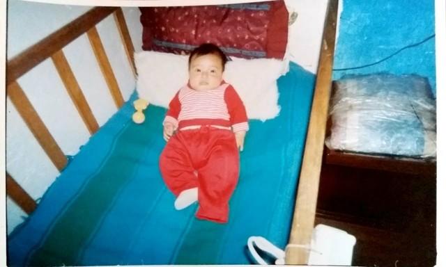 Mi nacimiento ( My birth )