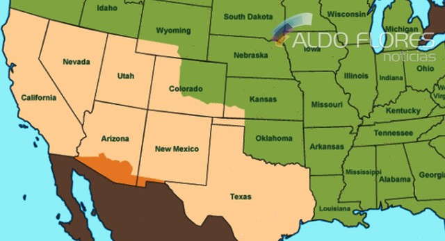 México pierde Texas