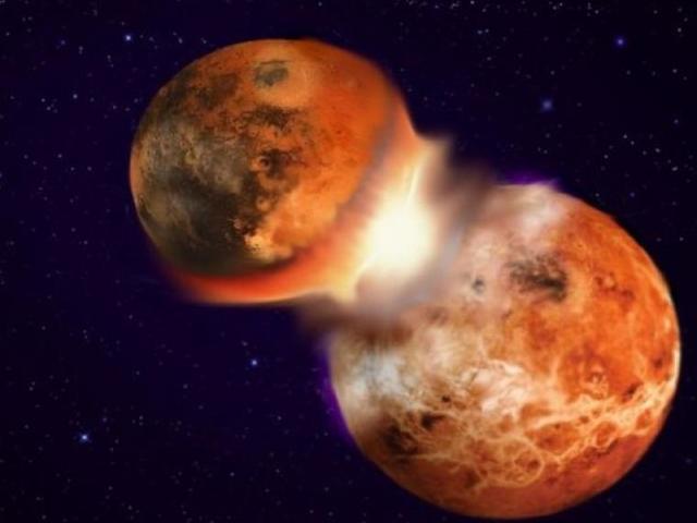 La formacion de la luna