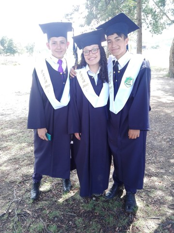 Fotografías de Graduación