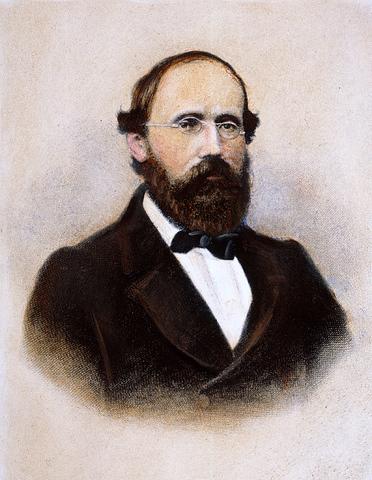 """Bernhard Riemann (1826-1866) """"La integral de Riemann"""""""