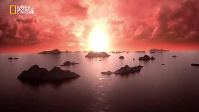 Volcanes forman primeras islas