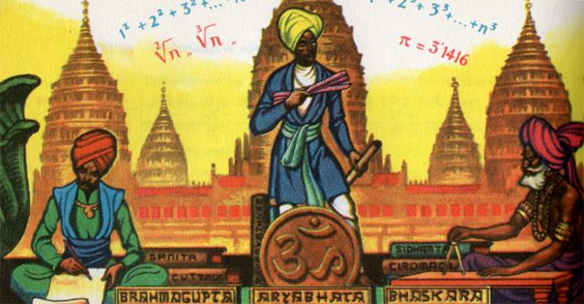 matematicas en la india