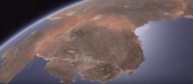 El primer continente