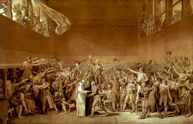 Creation of the National Assembly