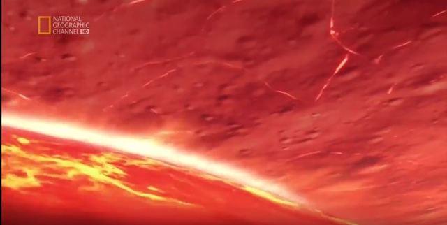 El ataque de un planeta