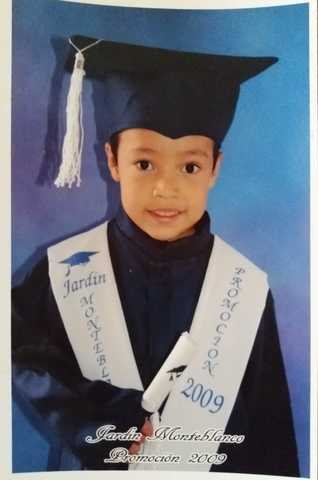 Mi primer grado ( My first graduation )