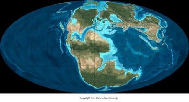 Separación de Dos Continentes