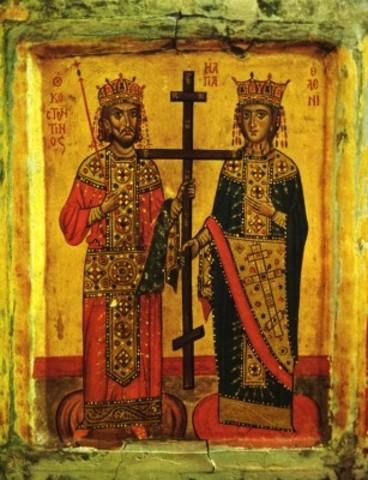 Het Christendom wordt de Romeinse staatsgodsdienst
