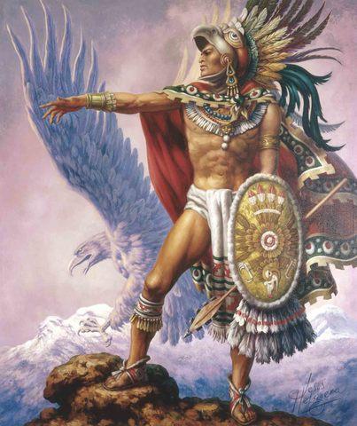 Muerte de Cuahutémoc