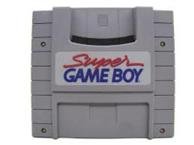 Sale al mercado el accesorio Super Game Boy, ampliando así el número de juegos compatibles con Super NES.