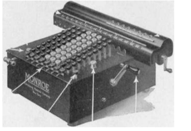 1920 - 1924: ComputingTabulating-Recording Company muda seu nome para International Business Machines (IBM).